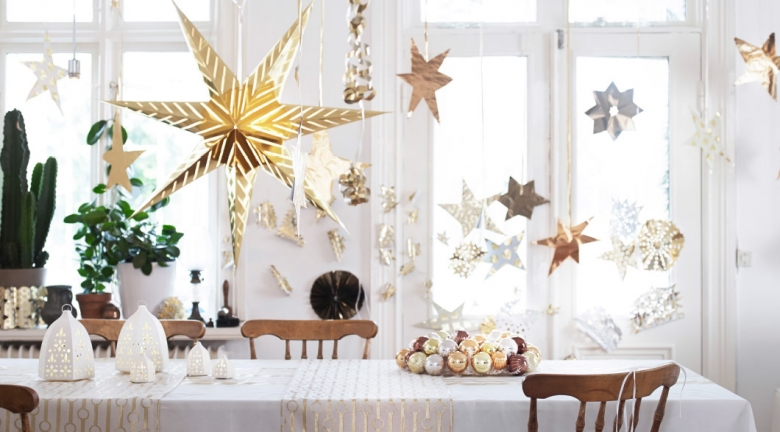 idee di decorazioni natalizie
