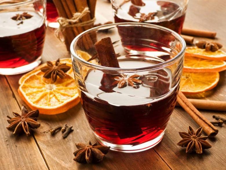 ricetta del vin brulè